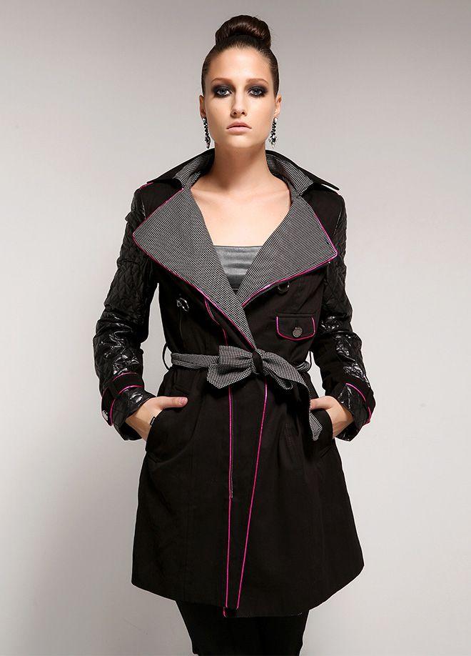 Stil Aşkı: Siyah Kuğu Pardösü Markafoni'de 259,00 TL yerine 99,99 TL! Satın almak için: http://www.markafoni.com/product/4935229/ #fashion #dress #moda #elbise #girl #model #fashion #instafashion #igers #accessories #accessoriesoftheday #classy #photoshoot #style #stylish #stil #look #black