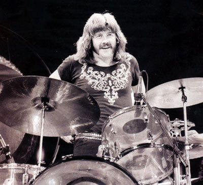 John Bonham was best know as the drummer for Led Zeppelin. He is considered to be the best drummer in the history of rock music. He died from asphyxiation on his own vomit after drinking way to much all day long. He was 32 years old.