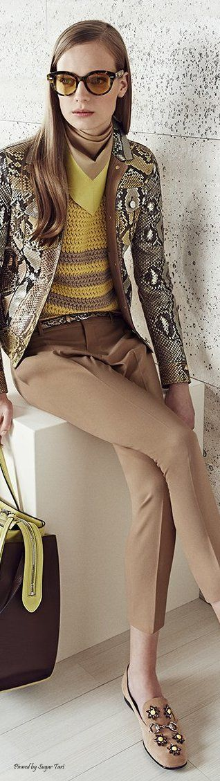 Gucci Resort 2015 | The House of Beccaria~
