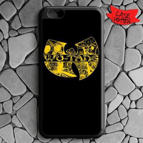 Wu Tang Clan iPhone 6 Plus iPhone 6S Plus Black Case