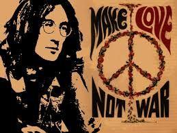 Resultado de imagen de make love not war