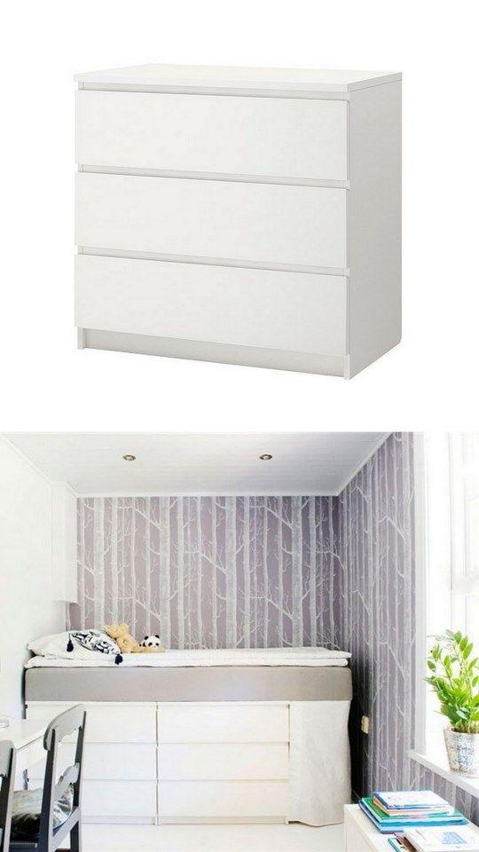 best 25 dresser bed ideas on pinterest dresser alternative platform daybed and spare room. Black Bedroom Furniture Sets. Home Design Ideas