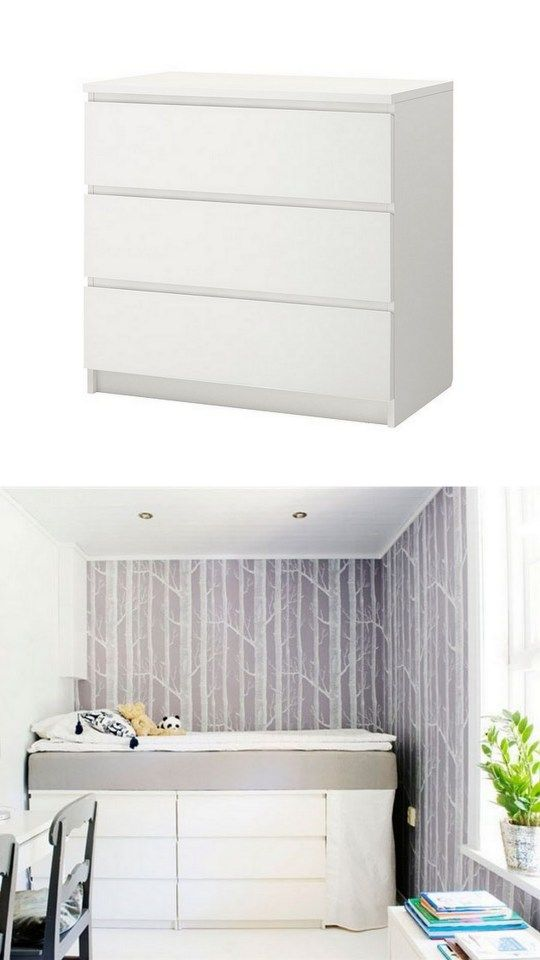 10 Totally Ingenious, Ridiculously Stylish IKEA Hacks // Live Simply by Annie