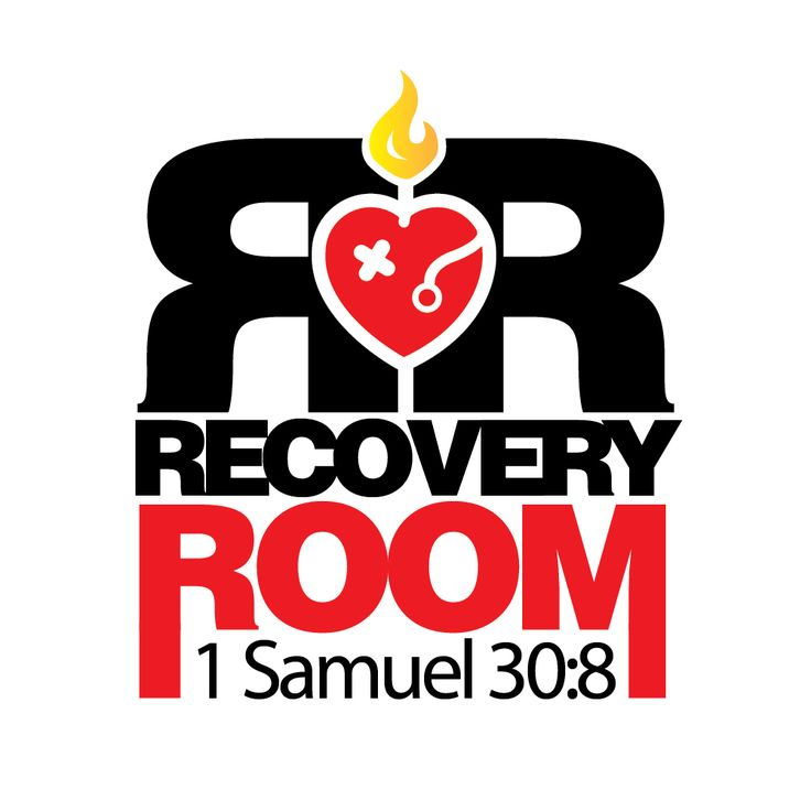 Recovery Room White Background-- For OTR Ministries