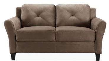 Zipcode Design Ibiza Loveseat Products In 2019 Upholstered Sofa Furniture Small Sofa