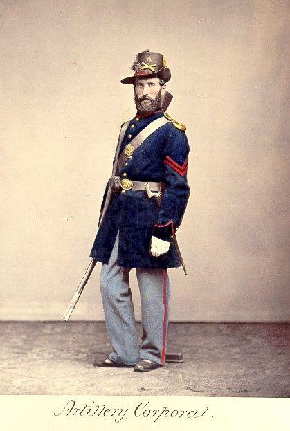 Civil war artillery uniform 14