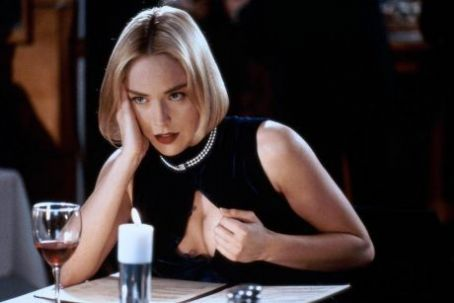 Sharon Stone as Carly Norris in Sliver (1993)
