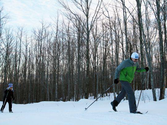 10 great cross-country ski options in Michigan | Detroit Free Press
