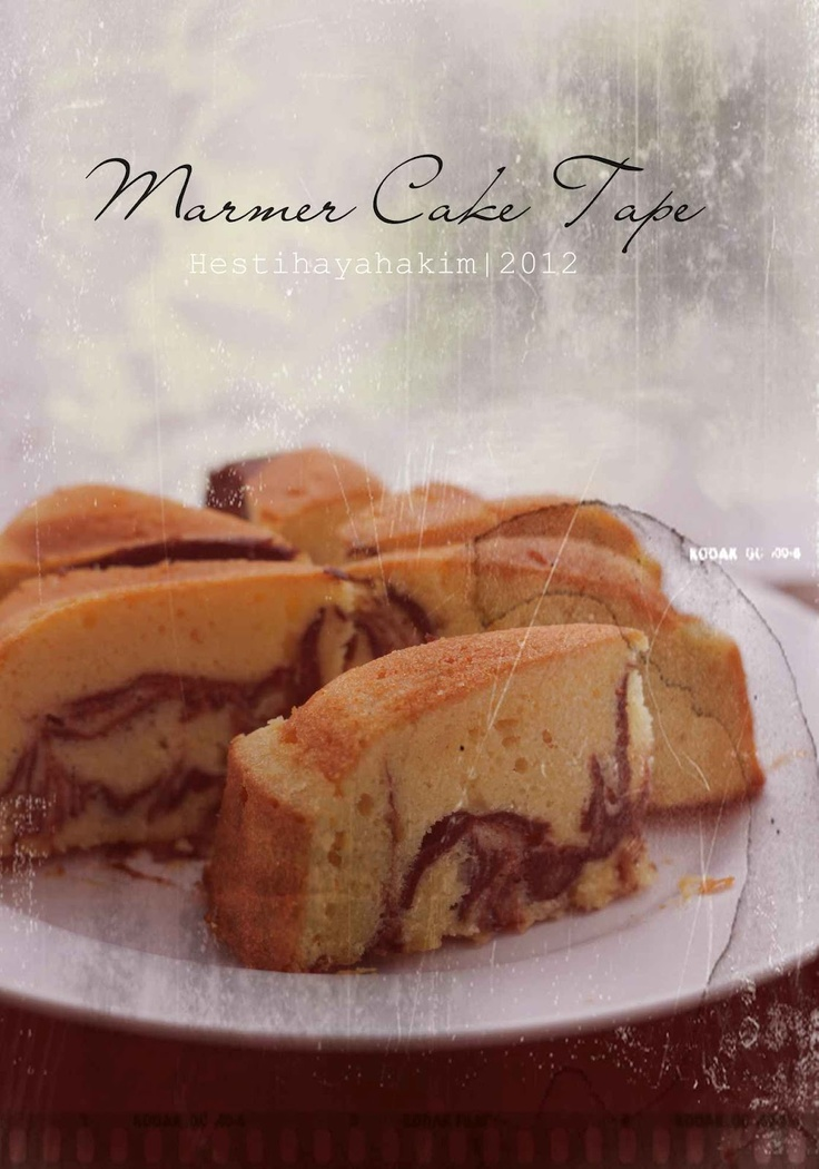 HESTI'S KITCHEN : yummy for your tummy...: Marmer Cake Tape