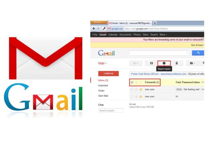 Gmail Report Spam Report Spam Message On Gmail Trendebook Best Email Service Free Email Services Facebook Help