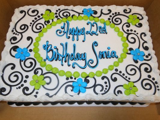 Best 25+ Birthday sheet cakes ideas