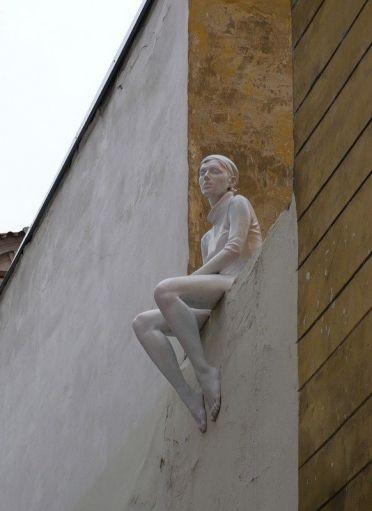 Unusual sculptures