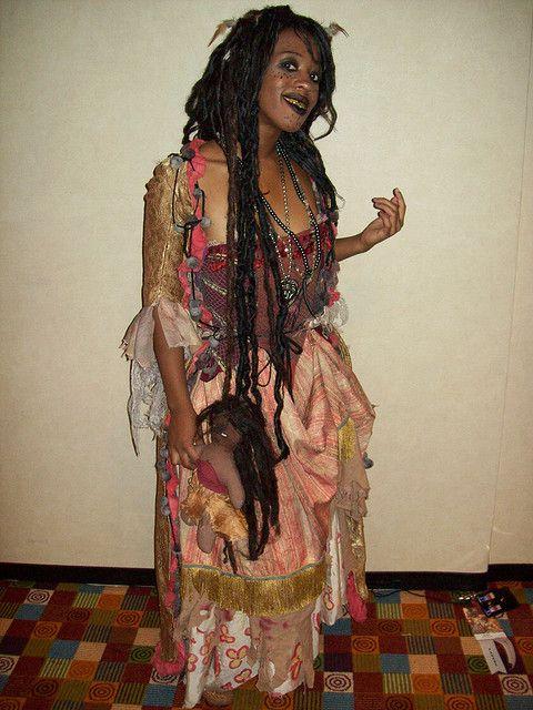 Gypsy Halloween Costume
