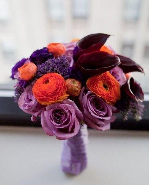 Halloween Wedding Bouquets: 1000+ Ideas About Halloween Wedding Flowers On Pinterest