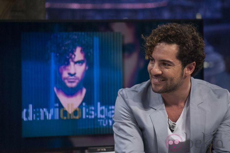 David Bisbal , Programa El Hormiguero, España . Promoción Tu y Yo 2014
