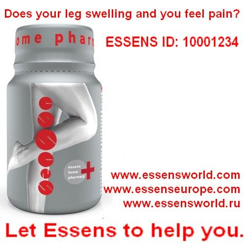 Let Essens help you - http://essensclub.cz/produktova-rada-essens-home-pharmacy/ Join us for free. To be part of Essens Style log in and register for free with ID: 1010004107 www.essensworld.com www.essenseurope.com www.essensworld.ru ESSENS ID: 1010004107