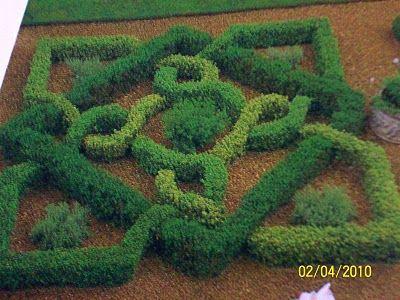 90 best images about parterre on pinterest gardens maze for Herb knot garden designs