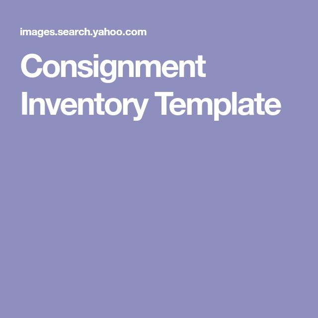 Best Consignment Shop Forms Images On Pinterest - Consignment invoice template excel best online fabric store