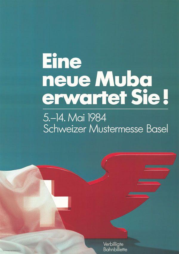 At. Bermann, Humbert + Vogt, Eine neue Muba erwartet Sie!, 1984