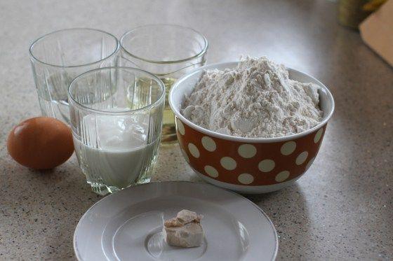 ingrediente aluat placinte turcesti cu branza