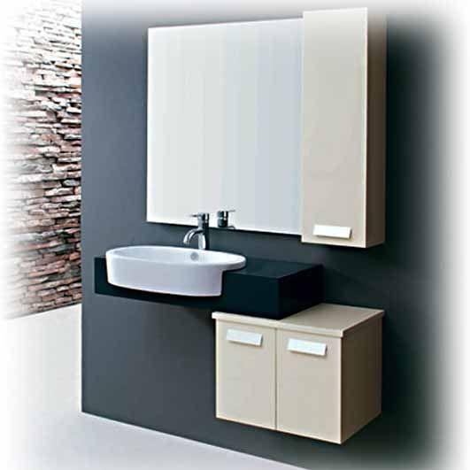 Modern Bathroom Vanity - Sophia
