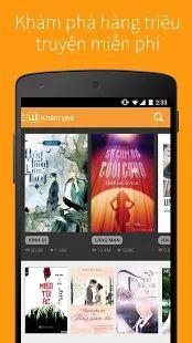 Sách MIỄN PHÍ - Wattpad- hình thu nhỏ ảnh chụp màn hình