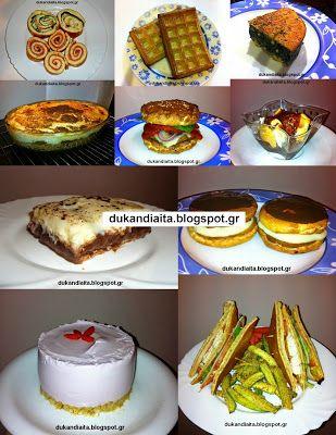 Όλα για τη δίαιτα Dukan: Ενδεικτικό μενού