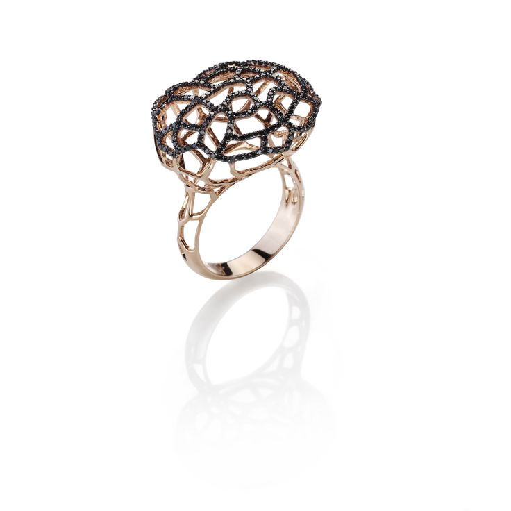 #ring from Nanis Italian Jewelry's #Africa collection.