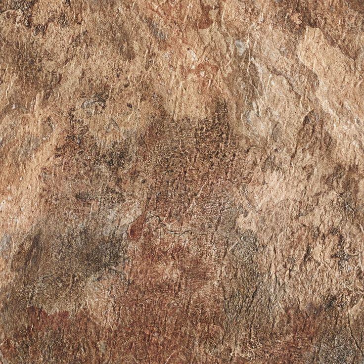 ACHIM Majestic Rustic Copper Slate 18x18 Self Adhesive Floor Tile - 10 Tiles/22.50 sq Ft.