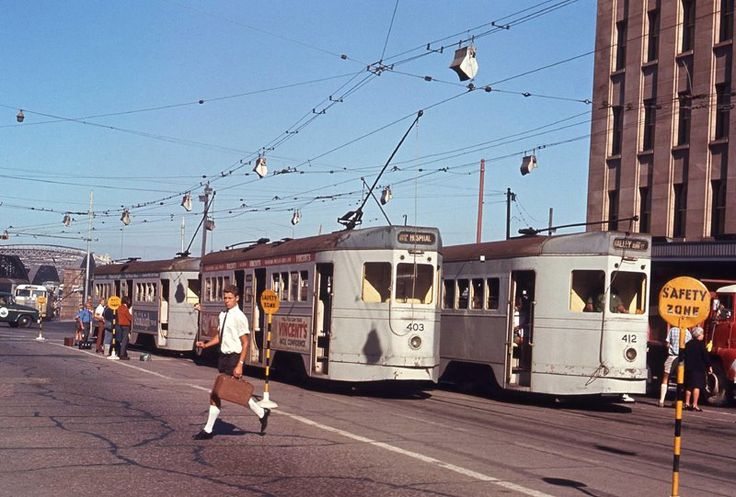 Queen St, Nth Quay, 1960s. — in Brisbane, Australia