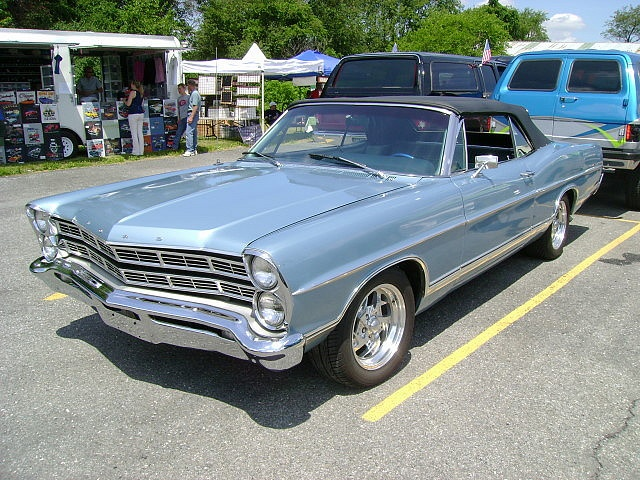 1967 Ford Galaxie 500 Convertible Flakes Ford And Cars