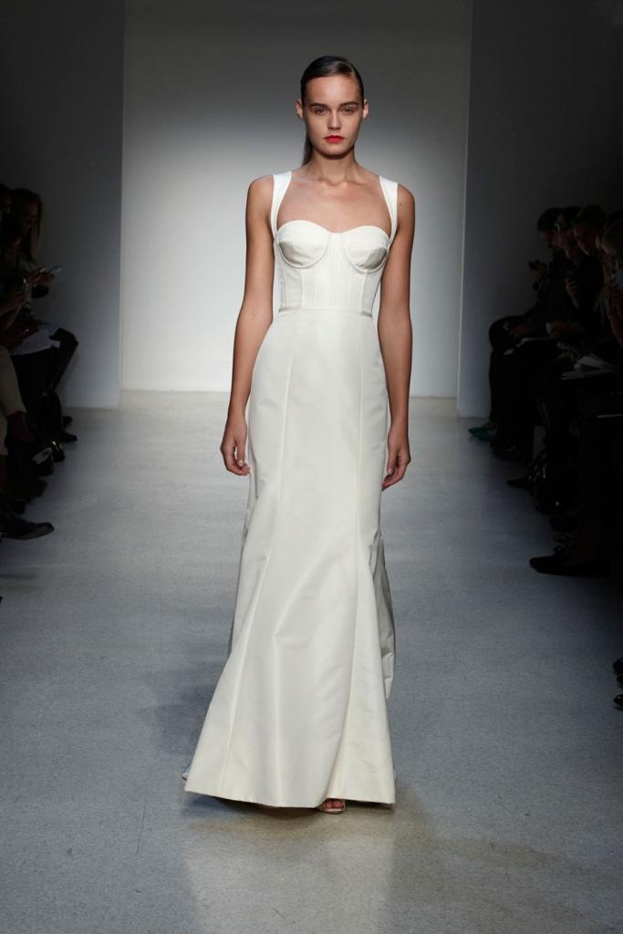 Elegant Couture bridal designer Amsale Aberra is best known as the creative force behind her signature collection