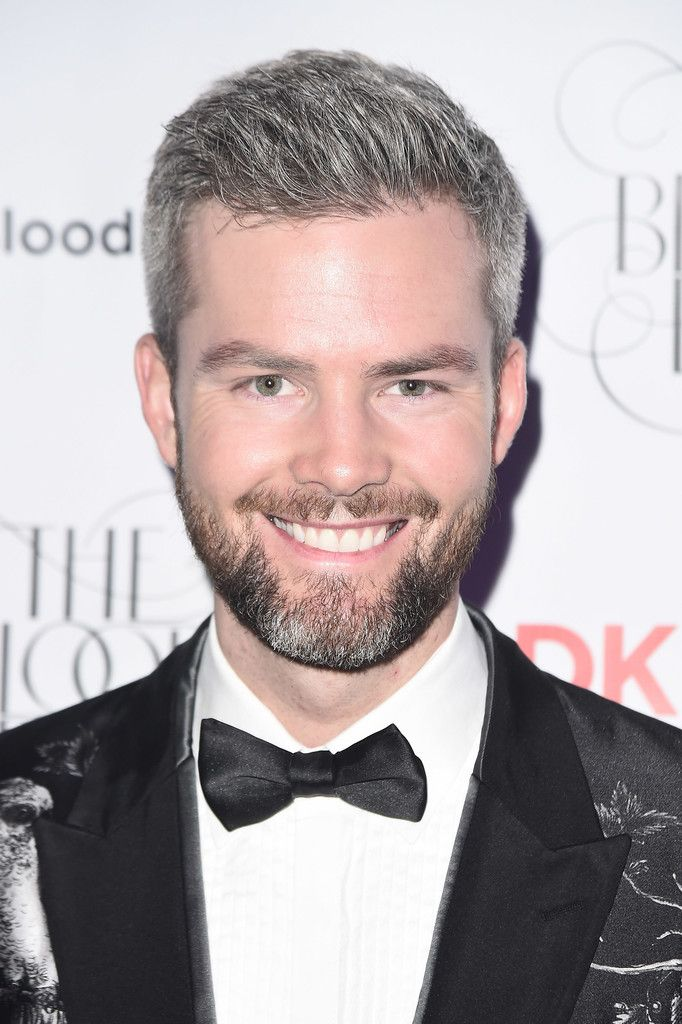 ryan serhant | Ryan Serhant Photos Photos - The Blood Ball 2016 - Arrivals - Zimbio