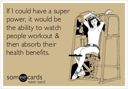 If I could have a super power....