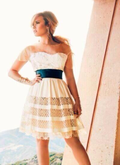 Demi Lovato Latina Magazine Cover
