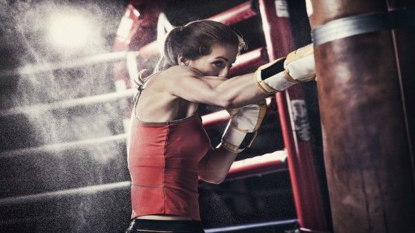 I took a boxing class to get fit but ended up learning valuable lessons about myself.