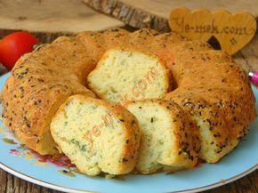 Peynirli Kek Resimli Tarifi - Yemek Tarifleri