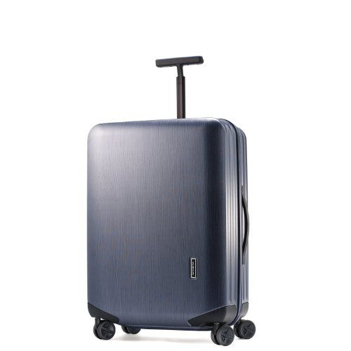 Samsonite Luggage Inova HS Spinner 20  360 degree easy-pivot mobility, thanks to the four easy glide double wheels  Functional interior; lined divider with cross straps keep clothes neatly pressed in transit  Flat handles to maximize baggage allowances  Integrated three-digit TSA lock for peace of mine  Made of high-tech material designed for reliability and high impact resistance