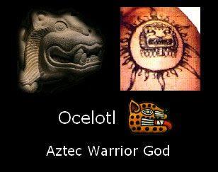 ocelotl-jaguar-shaped-aztec-warrior-god.jpg (308×243)