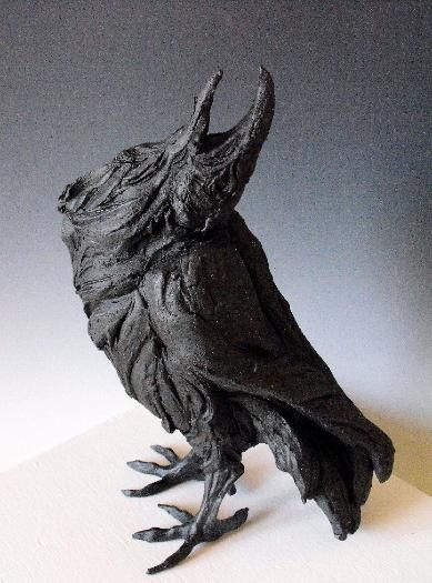 Sculptures by Mary Philpott