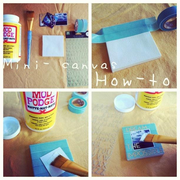 washi tape mini photo canvas: Ideas, Dekortapaszok Hu Washi, Arts 3Crafts Diy, Canvas, Tape, Crafty Diy, Diy Crafty, Diy Projects