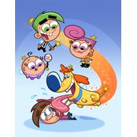 The 3rd longest running cartoon in the Nickelodeon schedule, Fairly Odd Parents is a strange amalgam of typical kid fare & clever satire for 6-11 year olds.