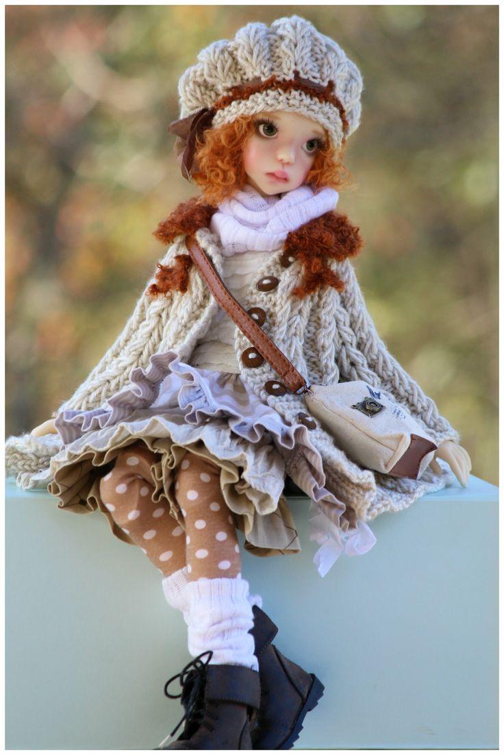 Laycee  doll by Kaye Wiggs