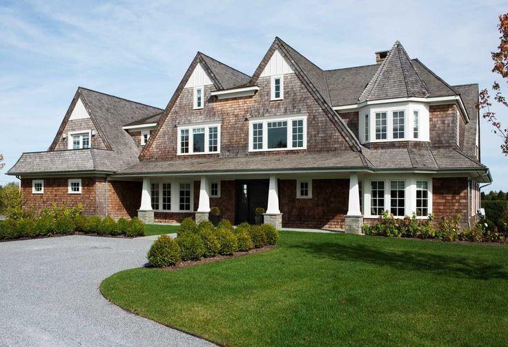 shingle style architecture | Shingle Architecture