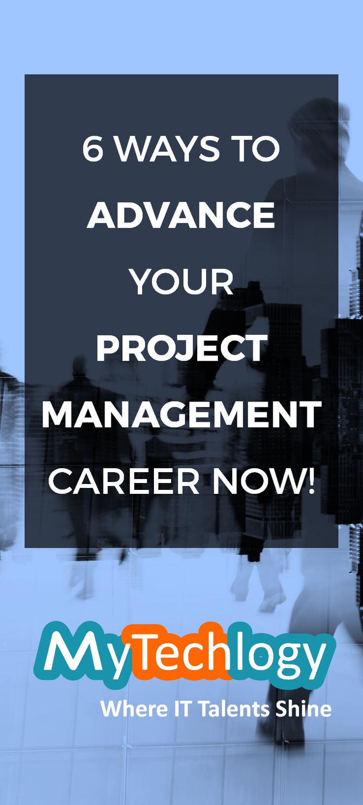 Are you looking to further advance your project management career? The key is to stand out from the crowd of people looking to accomplish the same thing. Read the blog to find out the six things you can do now that will help you to build a better career for tomorrow.  #projectmanagement #career