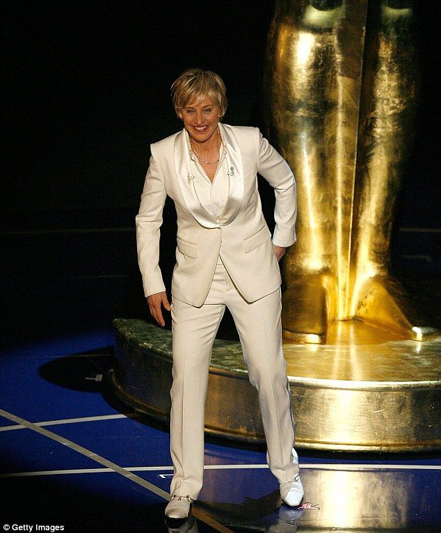 Ellen Degeneres to emcee the Academy Awards for the second