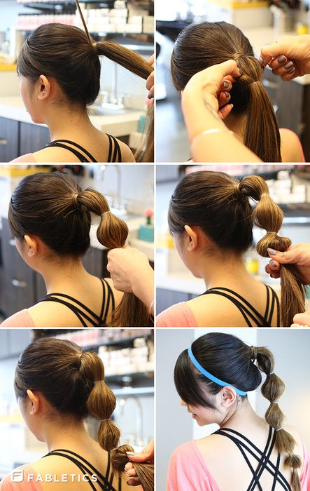 Three chic and easy hairstyles for the gym and beyond! | Fabletics Blog