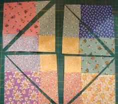 disappearing 9 patch crisscross 3 from Patchwork Posse