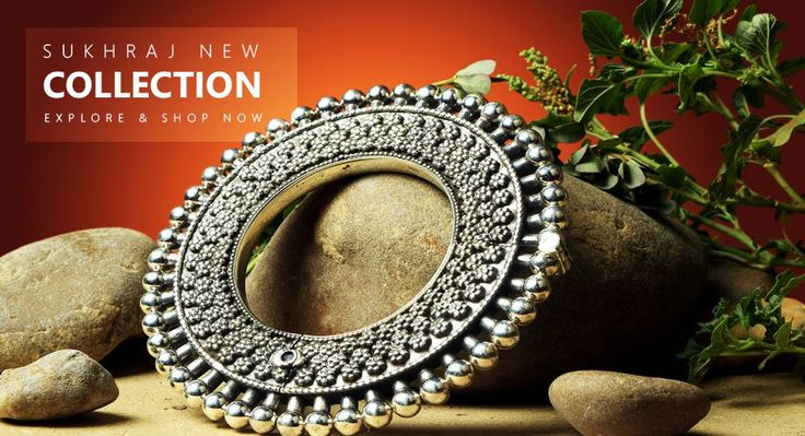 You get number of opportunities to buy Indian antique silver jewellery online at reasonable rates. Rajsi has evolved beyond the national presence as a dealer of fine vintage designer jewellery at unmatched value.  http://www.rajsi.in/