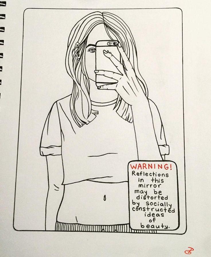"130 Likes, 1 Comments - Desiree Devloo (@desireedevloo) on Instagram: ""#selflove #illustration"""